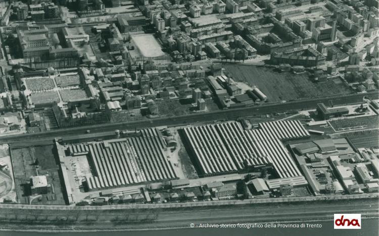 L'industria made in Trentino negli anni Cinquanta