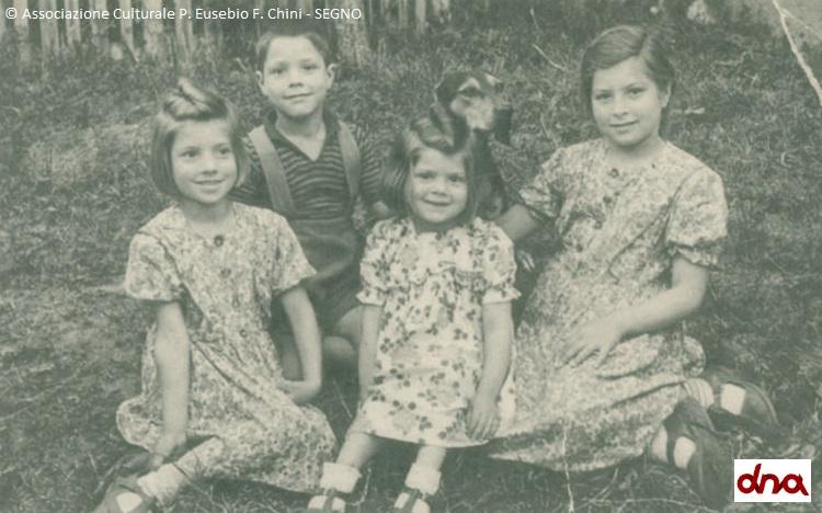 Anni cinquanta: un'infanzia felice a Segno e dintorni/Gabriella Chini Romanese