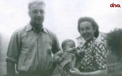 Nascere in casa alle soglie degli anni '60