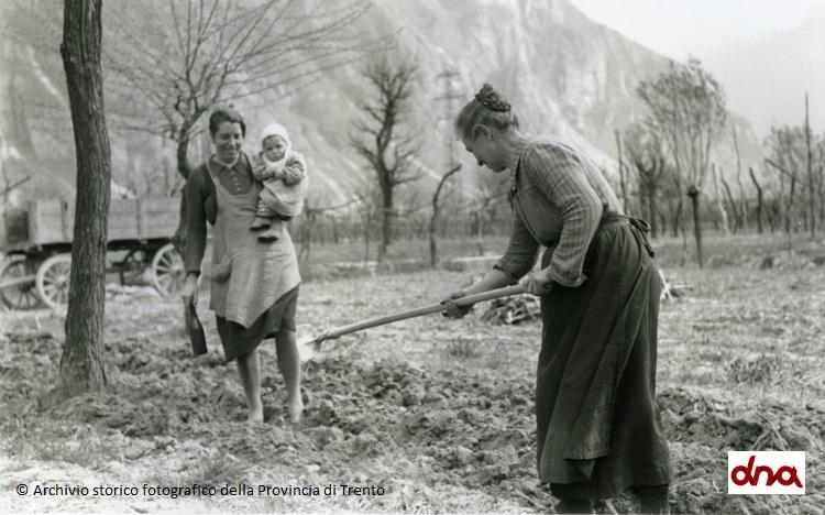 Istruzione (poca) e lavoro (faticoso) per le trentine degli anni Cinquanta