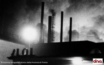 L'incendio della SLOI del 1978