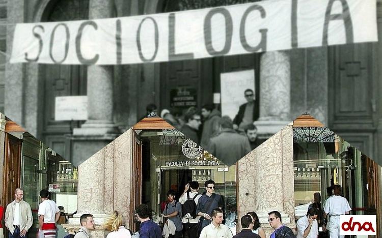 La nascita di Sociologia a Trento
