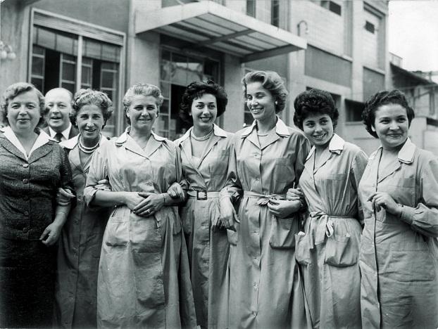 operaie-zaini-anni 60