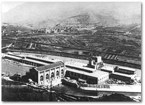 Stabilimento della Montecatini, Archivio fotografico storico della Provincia autonoma di Trento