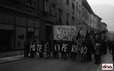 L'attivismo politico nel '68: studenti e operai