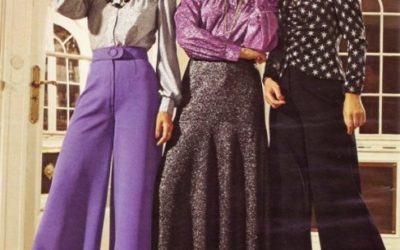 La moda negli anni '70