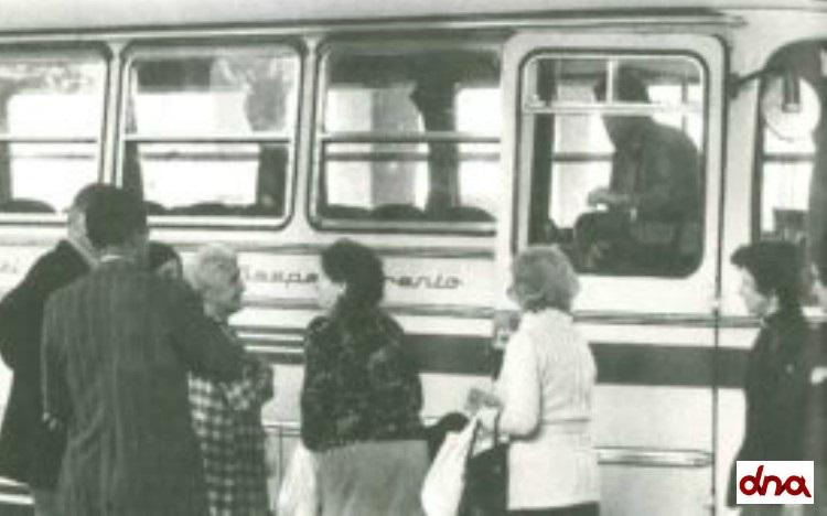 L'evoluzione dei trasporti negli anni'70