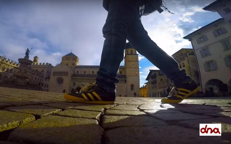 """""""A spasso per la storia"""": i luoghi della città di Trento"""