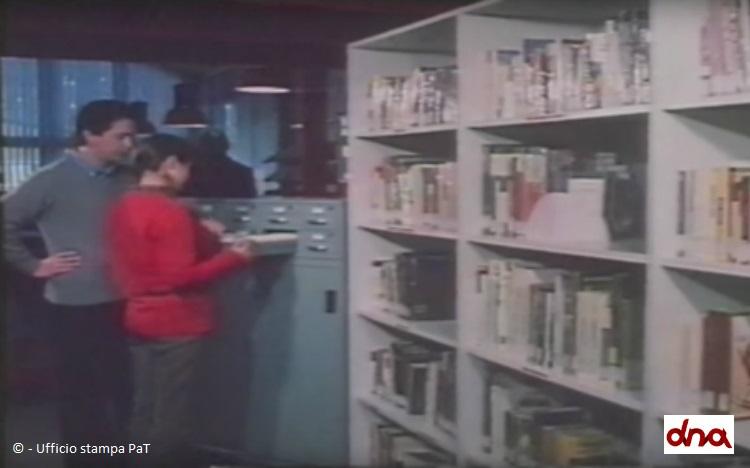 La nascita del Sistema bibliotecario trentino