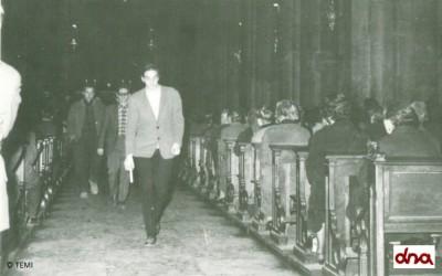 Il controquaresimale del '68 nel Duomo di Trento