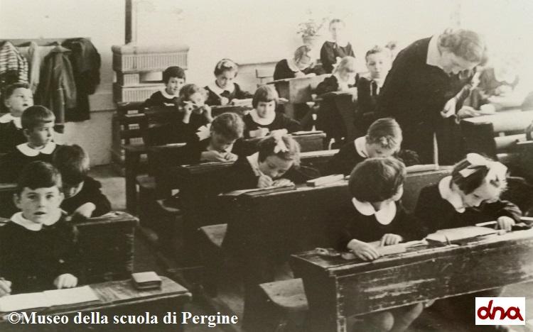 Il sistema scolastico trentino: dalle riforme teresiane alla scuola degli anni Cinquanta