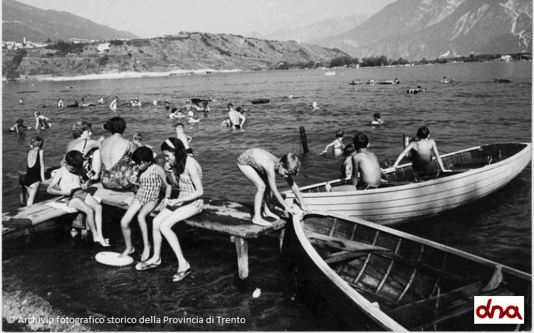 Le vacanze estive degli anni '60