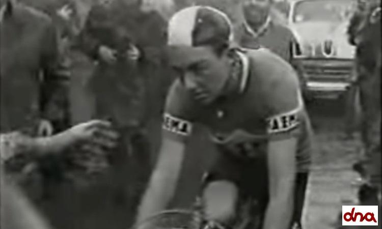 Charly Gaul e la tappa del Giro d'Italia del 1956