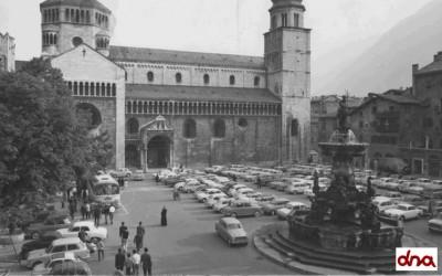 La prima automobile ed i trasporti negli anni '60