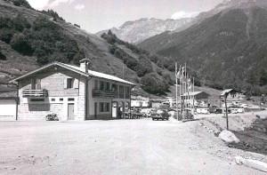 Campeggio Val di Pejo © Archivio Fotografico Storico della Provincia Autonoma di Trento