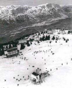 Monte Bondone - Vaneze © Archivio Fotografico Storico della Provincia Autonoma di Trento