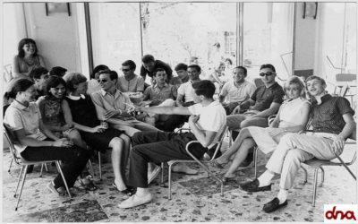 I giovani e i divertimenti negli anni '70