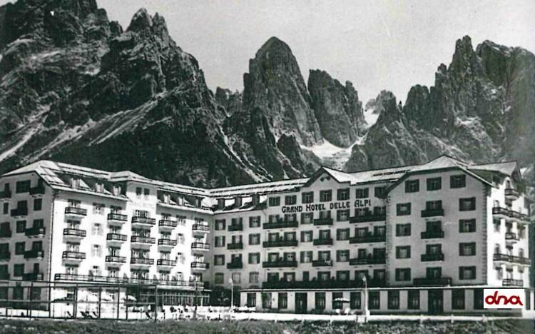 L'avvento del turismo di massa in Trentino